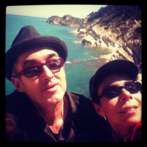Enric + Georgina Cala Blanca in Spring