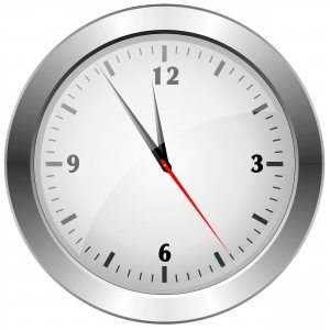 Allow enough time to market your event