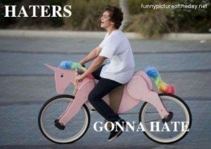 Haters-Gonna-Hate-Pink-Unicorn-Bike