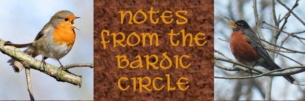 BotB Notes from the Bardic Circle header - pippalou + hotblack of Morguefile