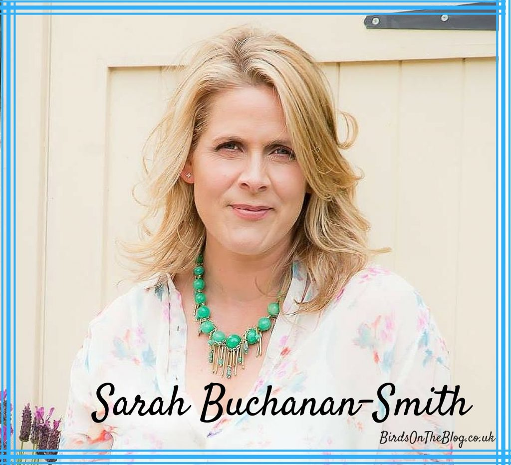 Sarah Buchanan-Smith