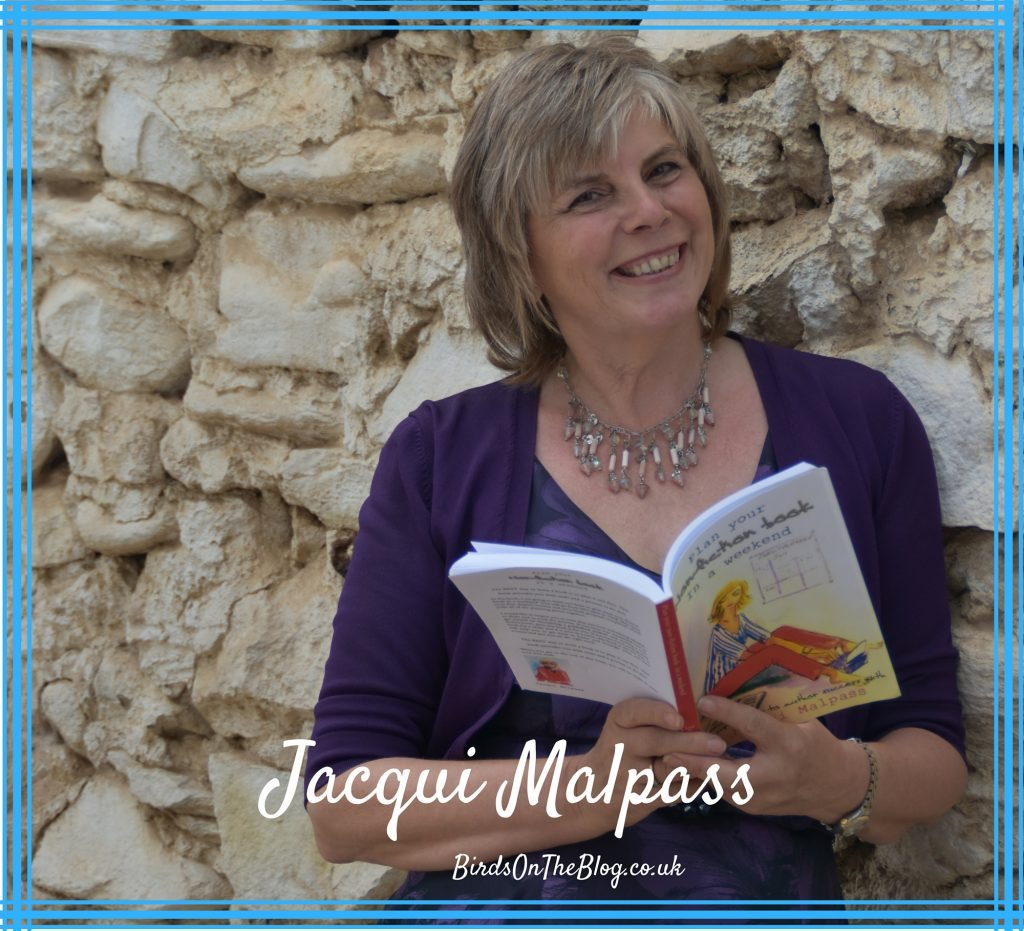 Birds on the Blog - Jacqui Malpass