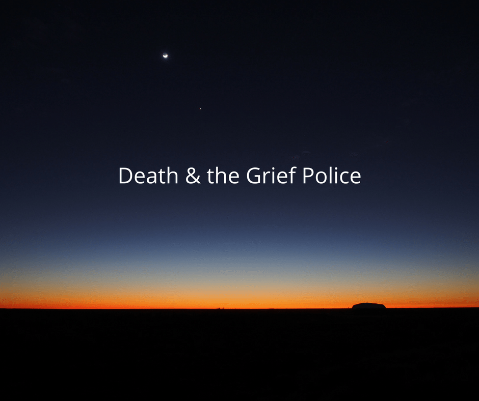 death-the-grief-police