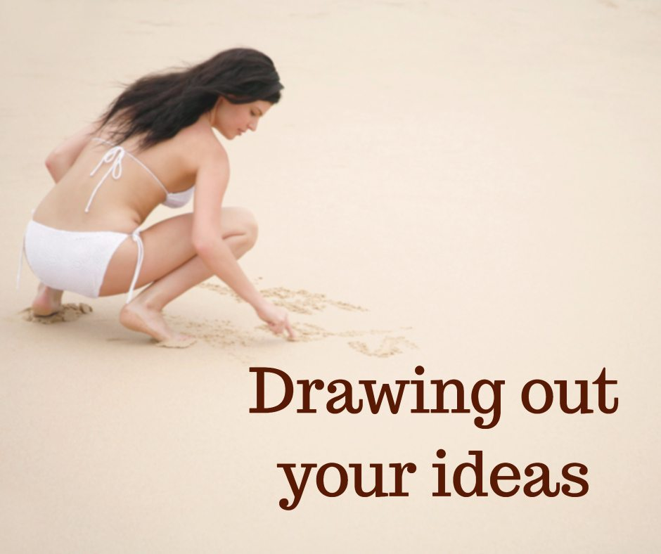 Drawing out your ideas