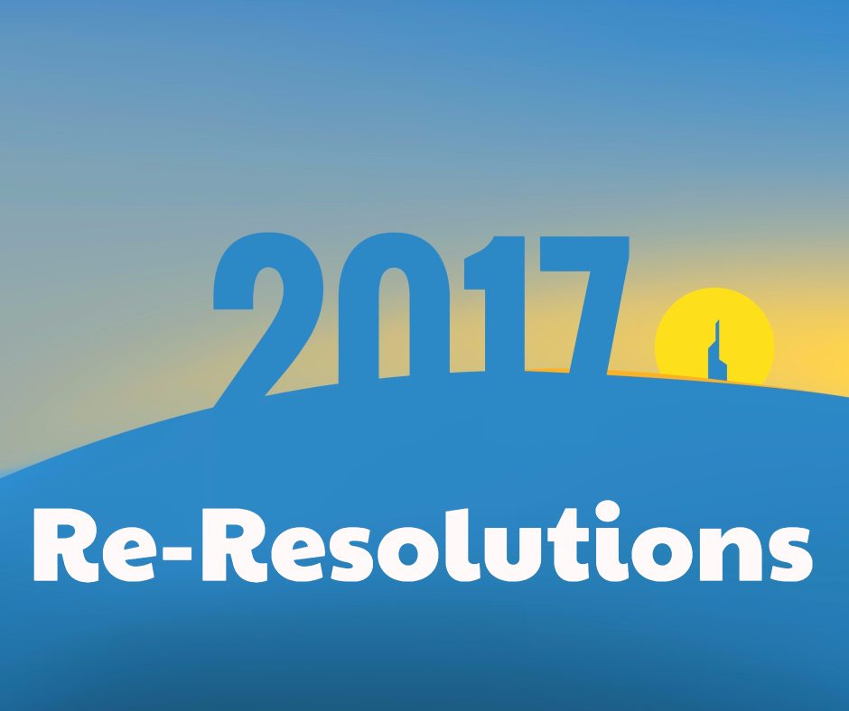 Re-Resolutions