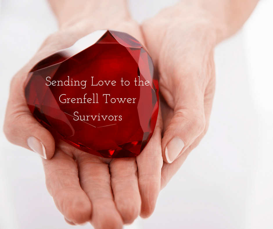 Sending Love to the Grenfell Tower Survivors